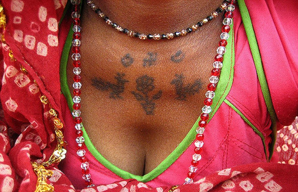 Indian women wearing tattoos. Okay or not!?