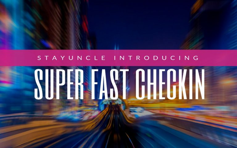 StayUncle launching SuperFast checkin – No ID required for checkin to StayUncle couple friendly hotels